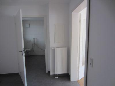 Eingangsbereich / Bad - Beispielwohnung