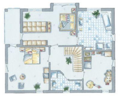 Bild 11 : So könnte Ihr Dachgeschoss aussehen . .