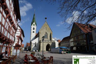 Impressionen Storch Bad Saulgau Marktplatz wohnrau