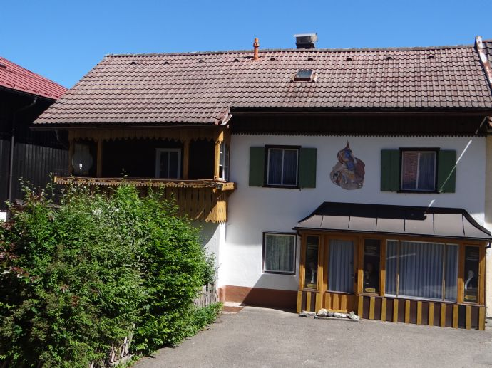 Rarität in Sonthofen - Haus mit Charme im Zentrum ...
