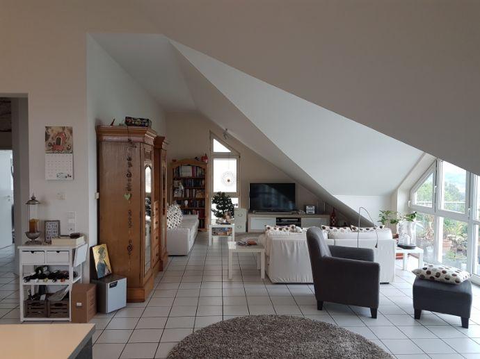 moderne penthouse wohnung, moderne penthouse-wohnung mit einmaliger aussicht wohnung, Design ideen