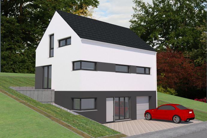Super Einfamilienhaus in Hanglage mit Garagein Wutha-Farnroda EX35