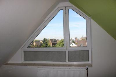 Fenster in der Studiowohnung
