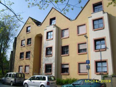 Vierzimmerwohnung mit Balkon mit Wohnberechtigungsschein