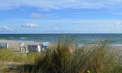 So schön ist der Strand von Baabe