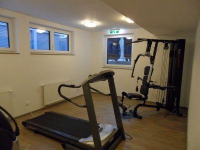 Fitnessraum für alle