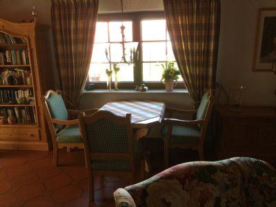 Essbereich - Wohnzimmer - Souterrain
