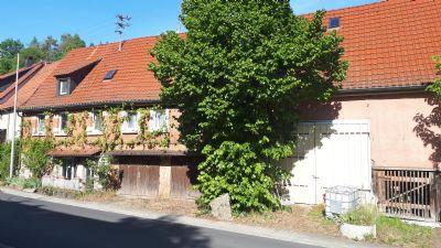 Liebhaber älterer Gebäude oder Bauherren aufgepasst - Wohnhaus/Grundstück im Dornröschenschlaf