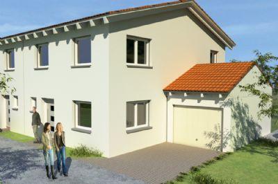 Doppelhaushälfte Kaufbeuren - Visualisierung
