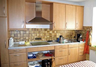 Geräumige Küche mit EBK
