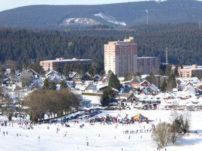 Skiwiese in Altenau