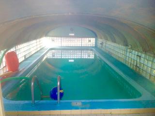 Gemeinschafts-Schwimmbad in der Anlage
