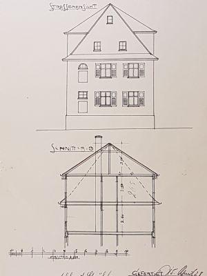 Haus- Ansichten