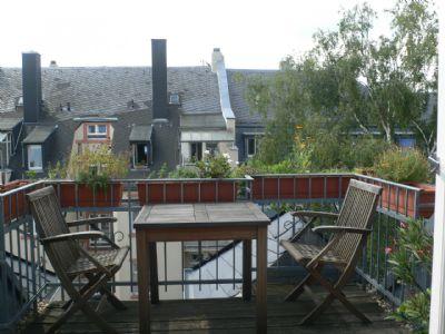 tolle dachterassen maisonette maisonette frankfurt 2ayb74v. Black Bedroom Furniture Sets. Home Design Ideas
