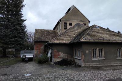 Ehemaliges Wasserwerk Regis-Breitingen