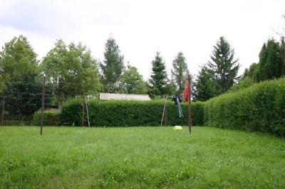 Gartennutzung möglich