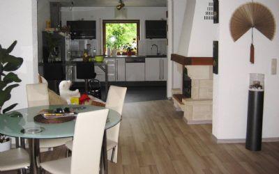 Essbereich / Küche / Kaminofen