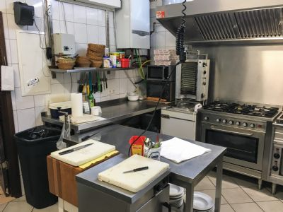 Küche Ansicht 5
