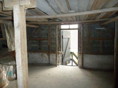 Raum über dem Gewölbekeller