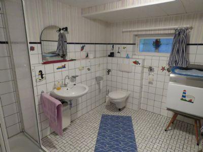 Dusche,WC im KG