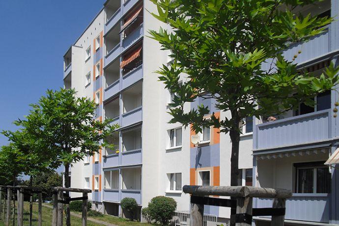 3-Raum-Wohnung mit Balkon am Kupferberg