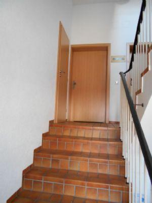 Zugang zum Büro vom Treppenhaus