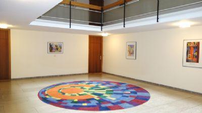 Repräsentativer Eingangsbereich