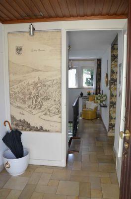 Blick von der Eingangstüre ins Haus