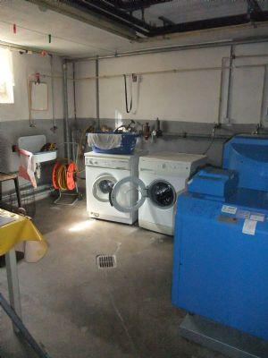 Waschküche Heizungsraum