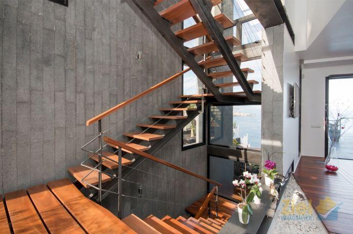 Minimalistische Villa an 1. Meereslinie (ZIEL Immobilien Teneriffa ...
