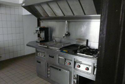 Küche mit Erweiterungsmöglichkeiten