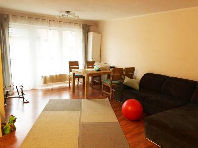 Freundliche 3 Zimmer Wohnung 74m² in Langwedel Etelsen mit Balkon, EBK, Voll Bad, Stellplatz