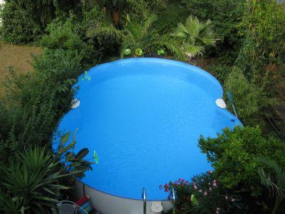 Pool - von Oben 1OG