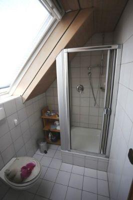 Duschbad Maisonette-Wohnung