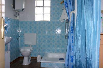 Tageslicht-Duschbad