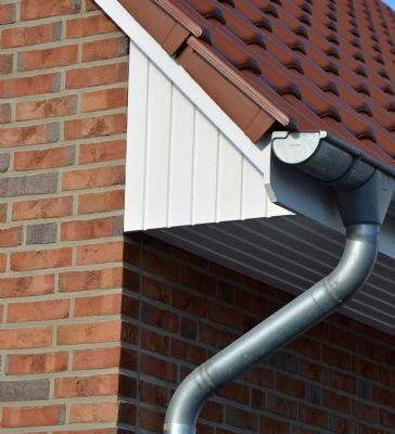 Beispielansicht - Dachüberstand