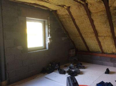 Dachgeschoss II Ausbaureserve