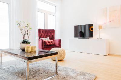 Musterwohnung | Wohnzimmer