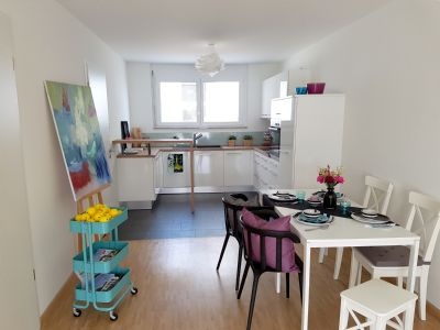 Küche/Esszimmer