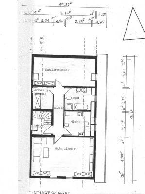 Grundriss OG Haus 1