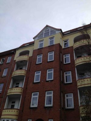top saniert penthouse mit gro er dachterrasse wohnung kiel 2blle4w. Black Bedroom Furniture Sets. Home Design Ideas