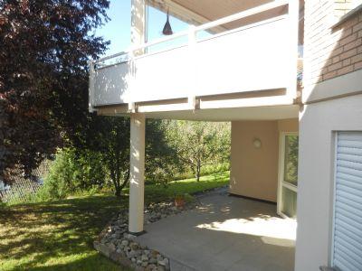 Balkon / Terrasse Süd - West