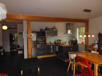 Die Küche im Wohnbereich