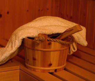 Sauna für Gesundheit und Wohlbefinden