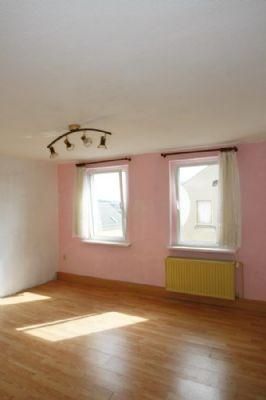 kleines feines Wohnzimmer im DG