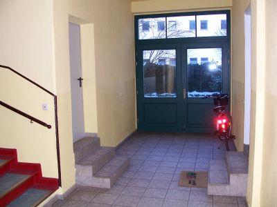 Diesdorfer 13,Treppenaufgang