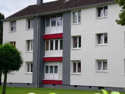 Beispiel nach Fassadenmodernisierung