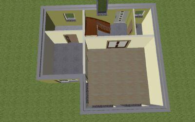 A-Haus EG1 Beispiel