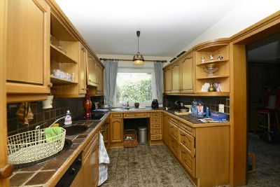 Erdgeschoss, Küche