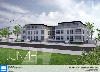 NEUBAU! Moderne Eigentumswohnung in Feldrandlage - OHNE MAKLERPROVISION!!!